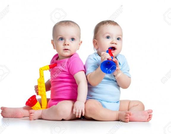 Bambini e giocattoli