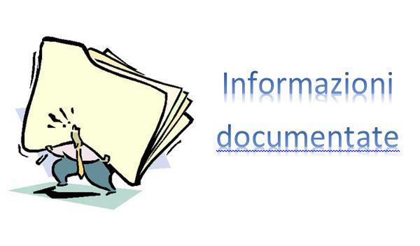 Risultati immagini per procedure informazioni documentate