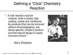 Click reaction